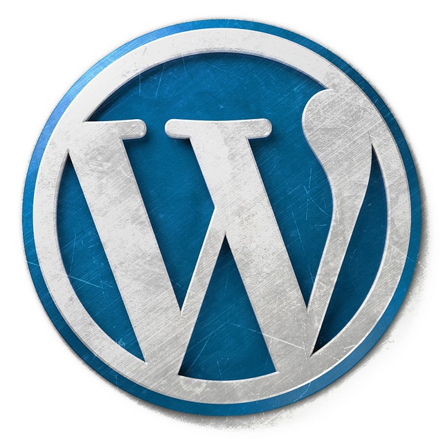 Wordpress Logo - Website erstellen