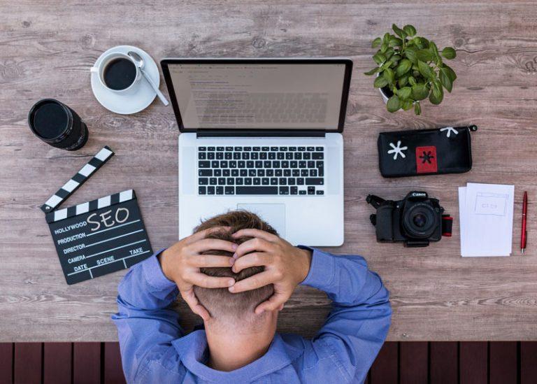 Zehn SEO-Fehler, die dich wertvolle Ranking kosten
